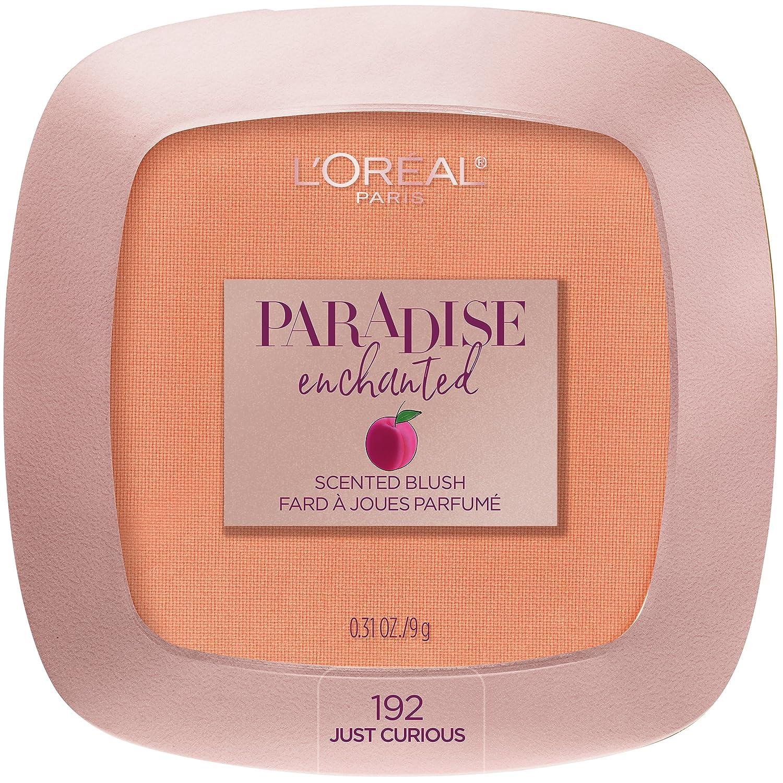 L'Oreal Paris Paradise enchanted blush, bashful, 9g L' Oreal Paris 071249374702