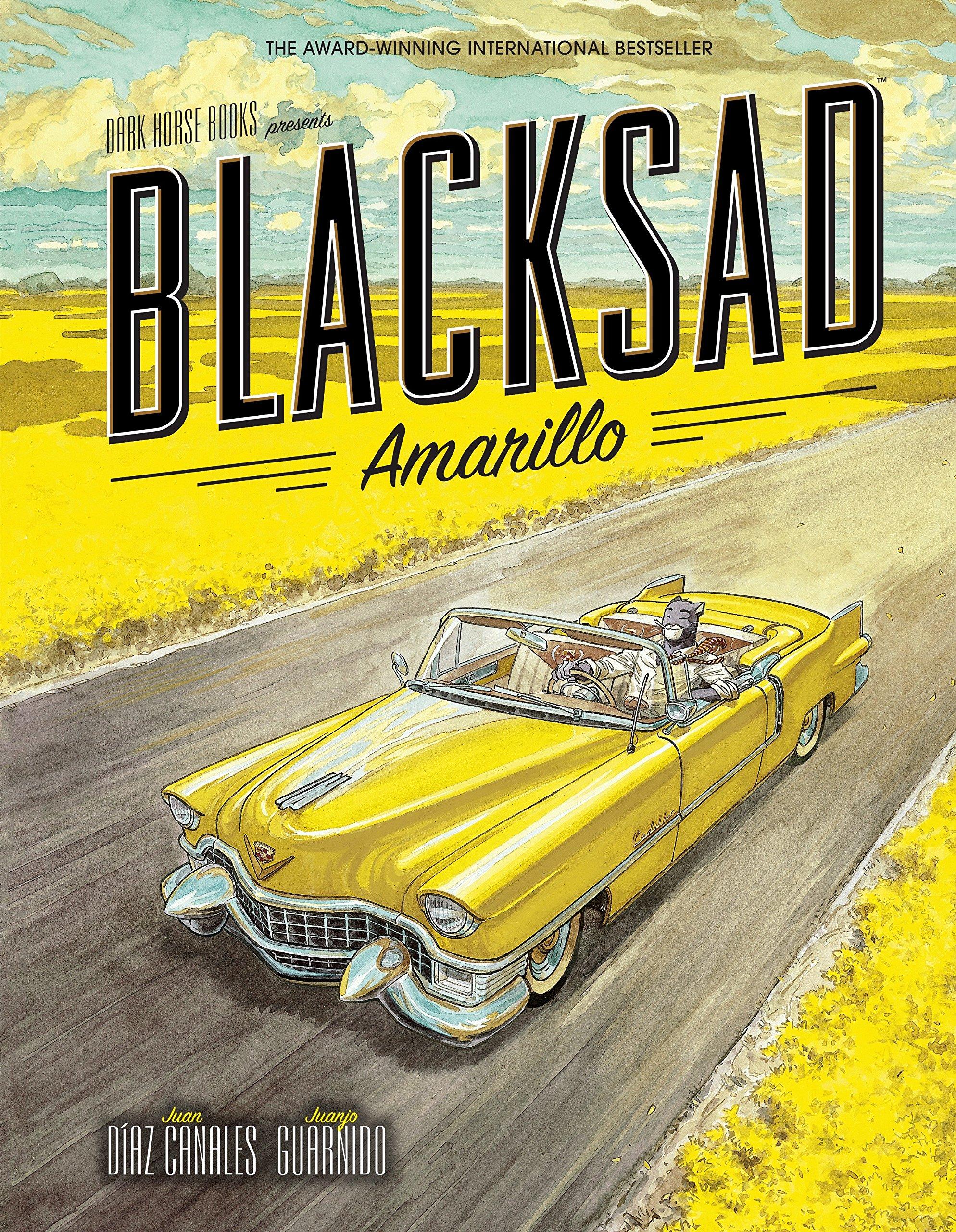 Blacksad: Amarillo: Amazon.es: Juan Diaz Canales: Libros en idiomas extranjeros