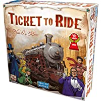 Deals on Days of Wonder Ticket To Ride Board Game DO7201