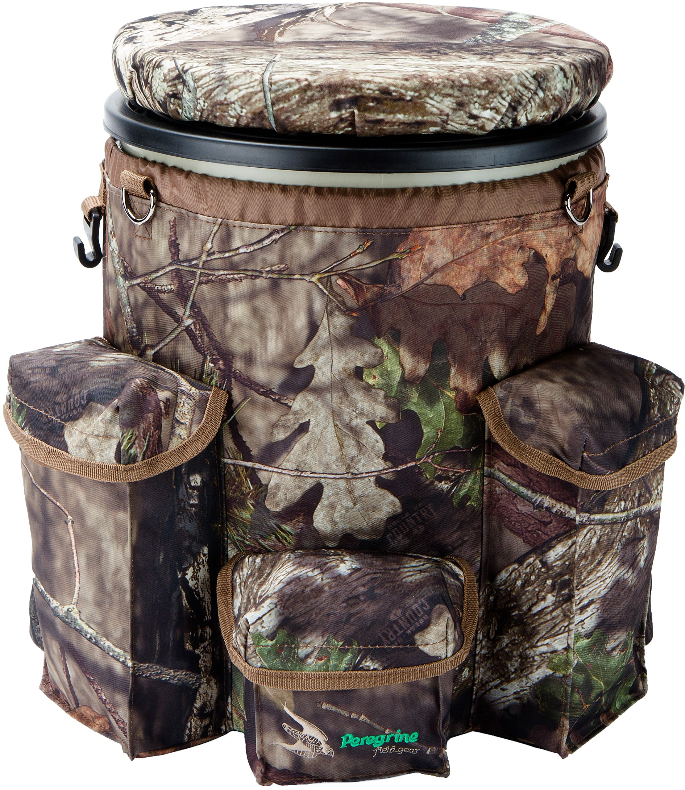 Peregrine Venture Bucket Pack Field Gear Venture Bucket Pack in Break-Up Country, 5 gallon by Peregrine (Image #1)
