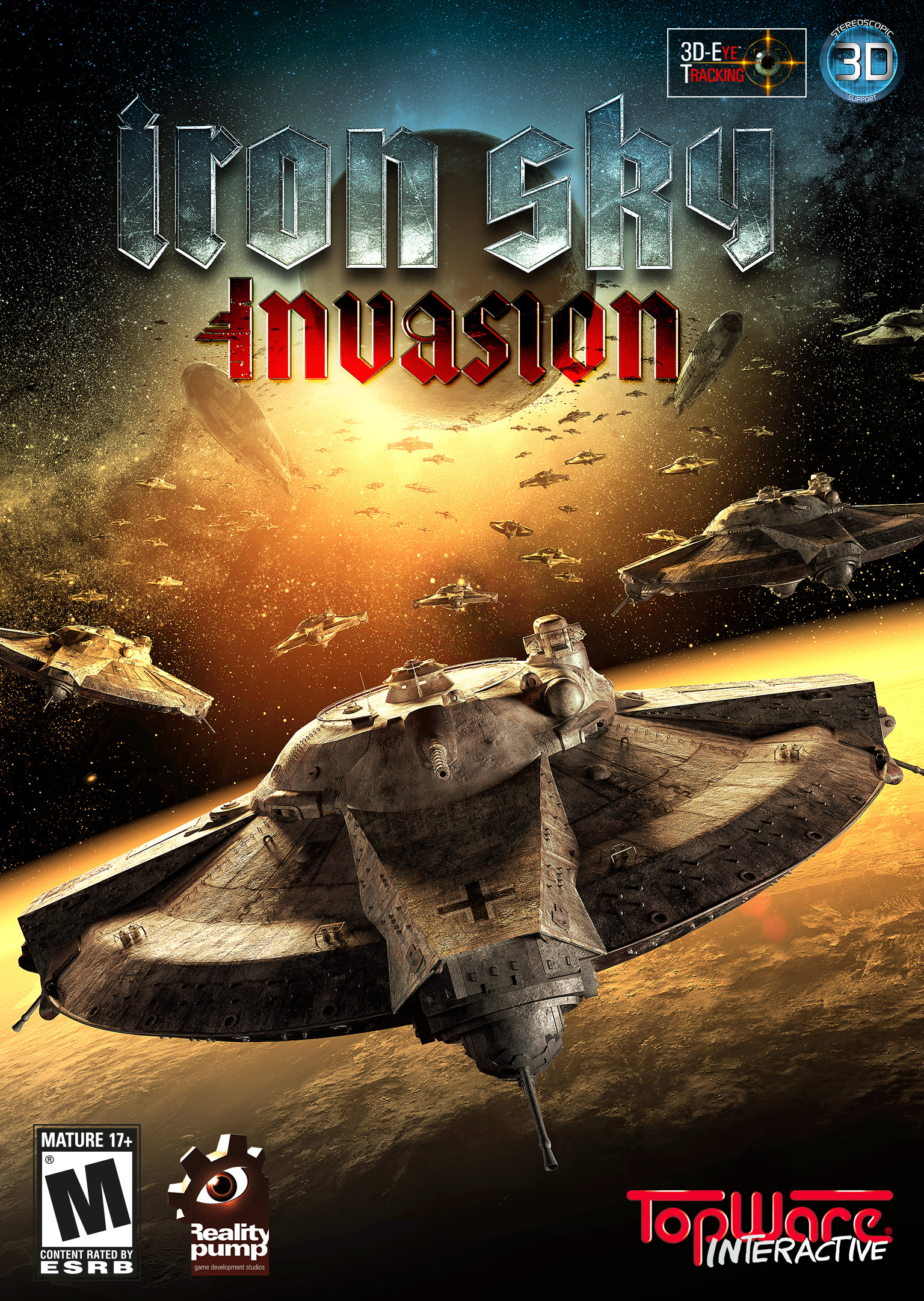 Iron Sky Invasion [Mac]