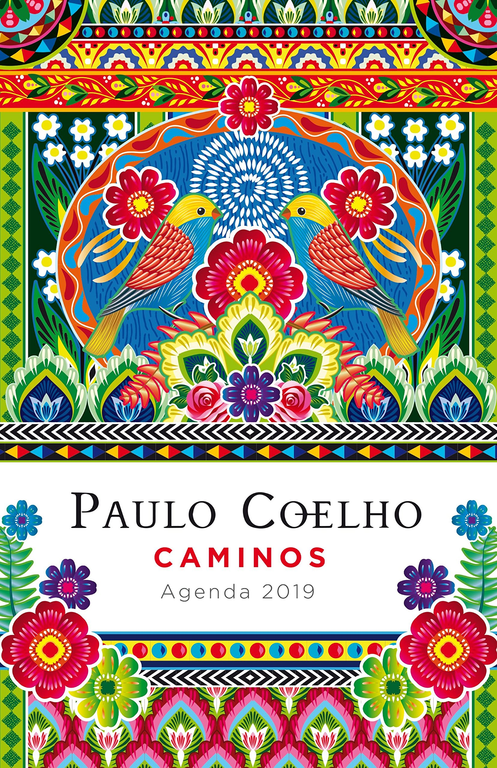 Caminos (Agenda Coelho 2019): Paulo Coelho: 9788408183297 ...