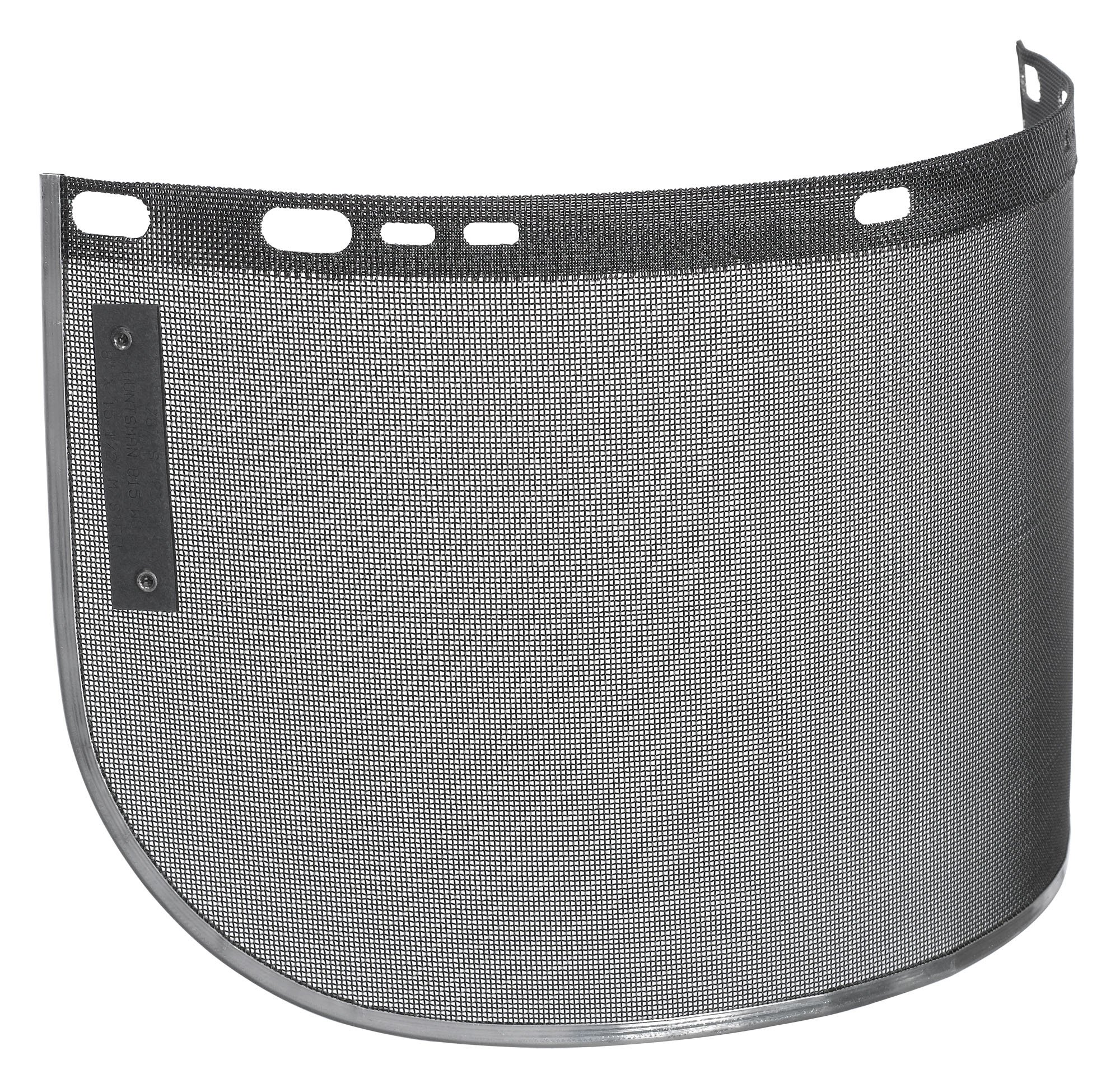 Jackson Safety F60 815 Mesh Steel Screen Aluminum Bound Wire Face Shield, 15-1/2'' Length x 8'' Width (Case of 12)