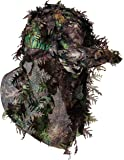 KLOAK Camouflage Hunting Cap, Camo Hunting Hat with Face Mask Technology