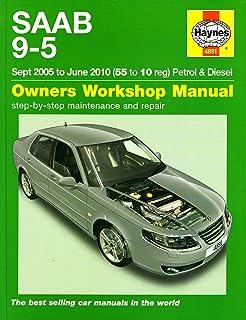 Saab 900 (october 1993-98) service and repair manual (haynes.
