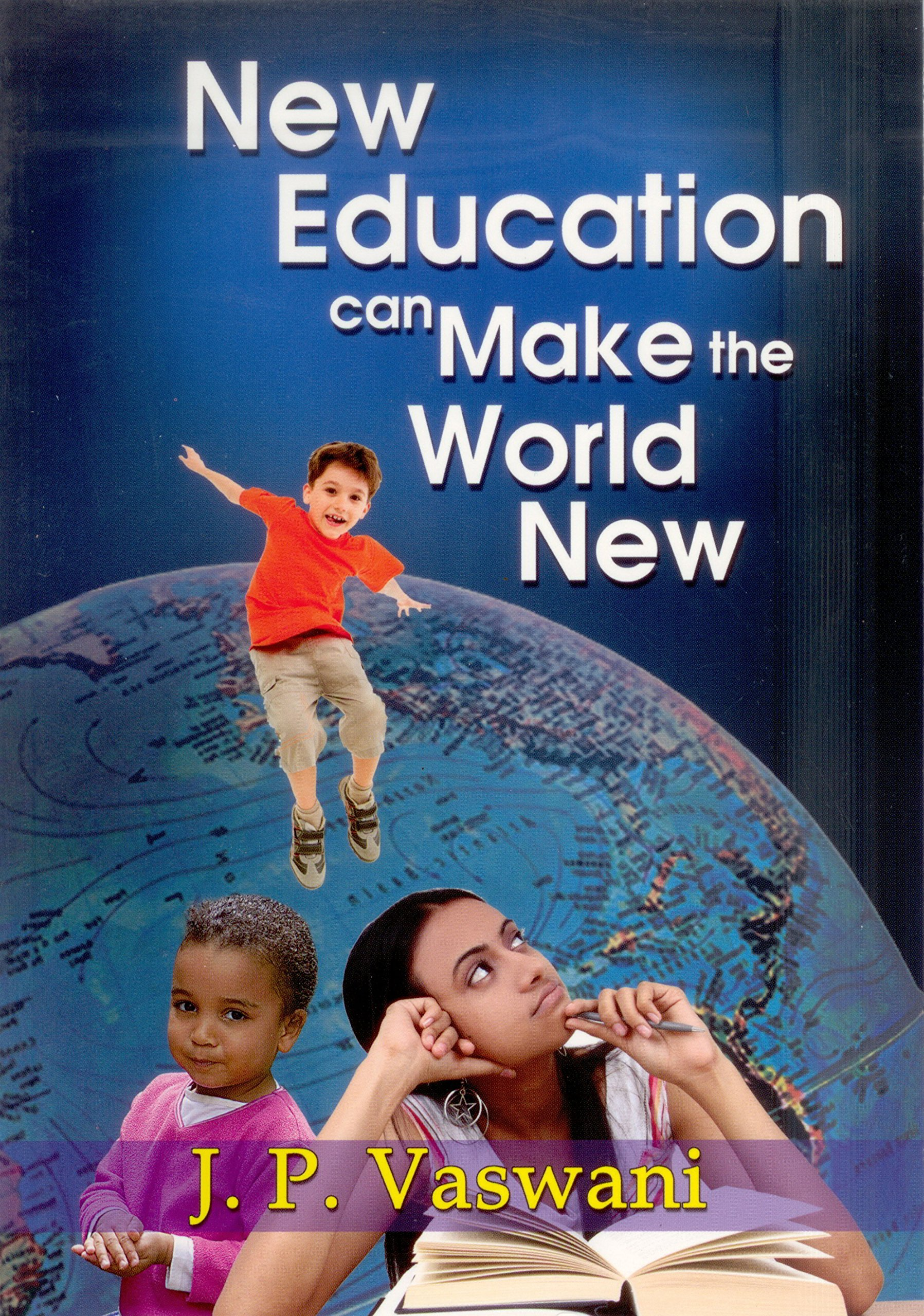 Download New Education Can Make the World New pdf epub