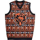 FOCO NFL Aztec Sweater Vest