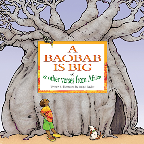 A Baobab is Big (English Edition)