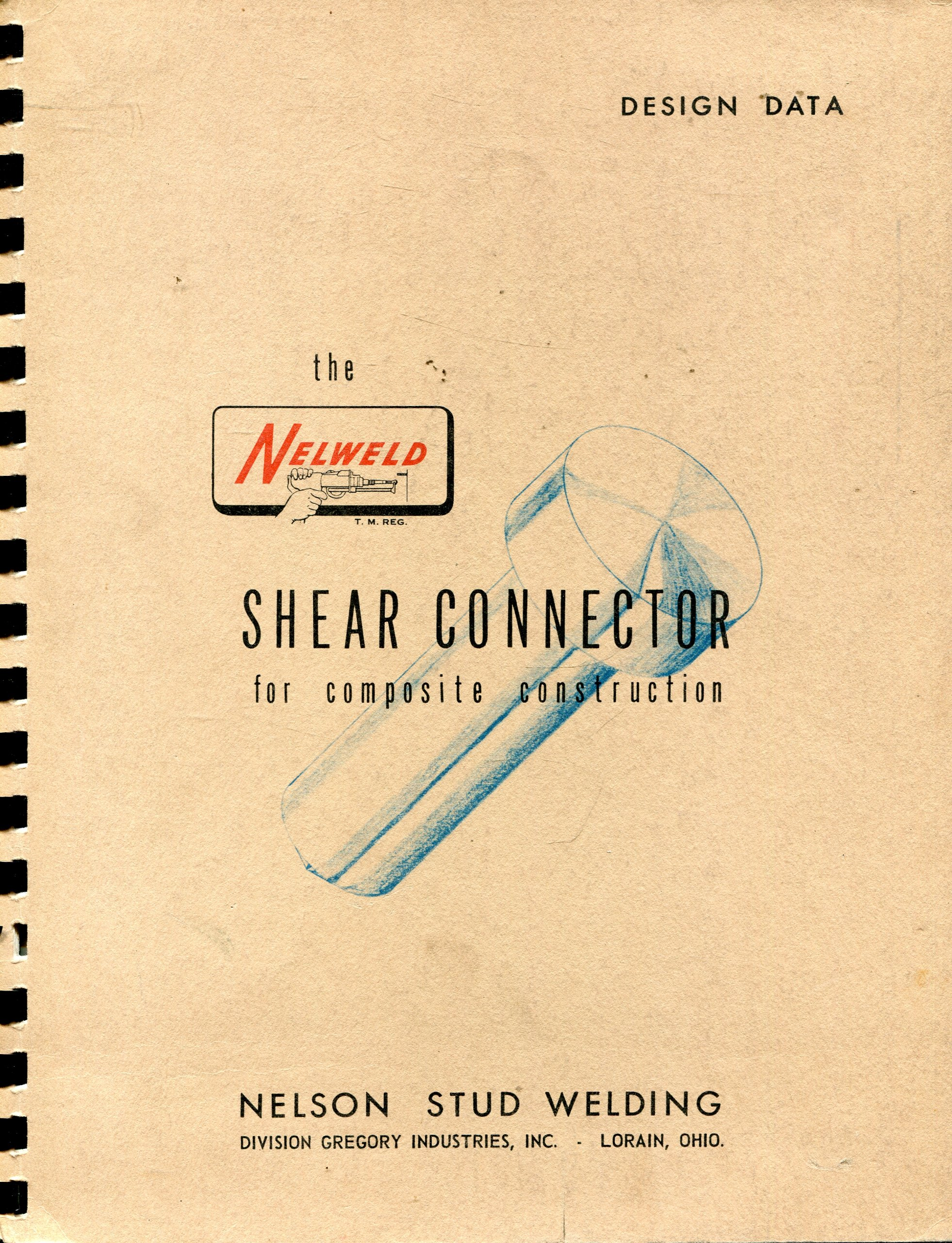 Shear Connector Design Data: A Study of Shear Connectors for
