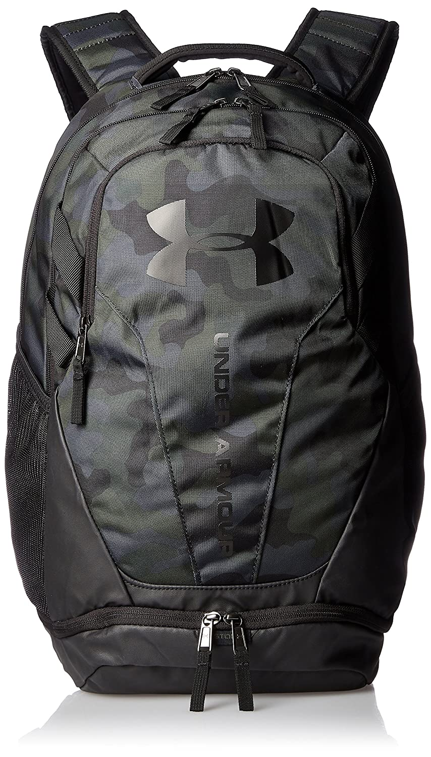 Mochila Under Armour UA Hustle 3.0, Unisex, Desert Sand