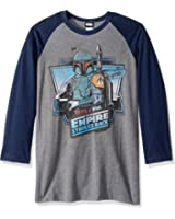 Star Wars Men's Official 'Poster' Graphic Tee
