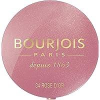 Bourjois Little Round Pot Blusher 34 Rose D'or, 2.5g