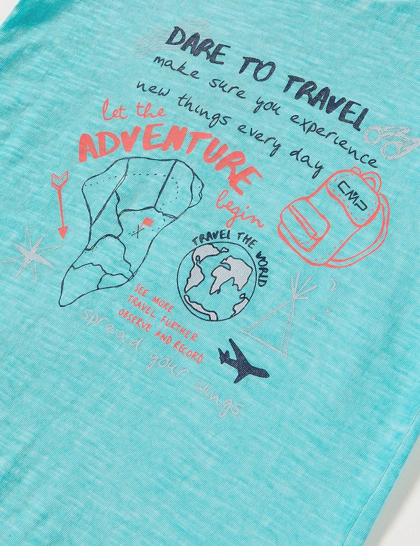 CMP T-Shirt Jersey 100/% Cotone T-Shirt Bambino