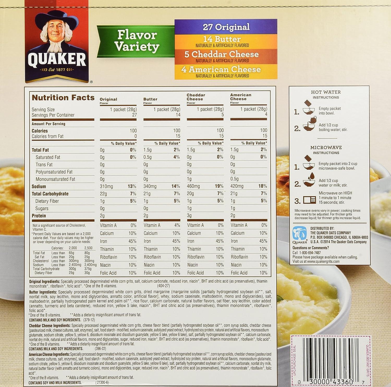 quaker quick oats instructions
