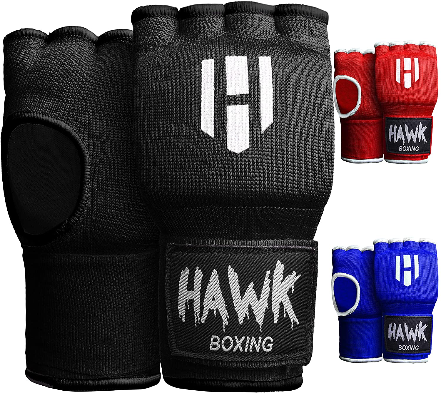 Boxing Hand Wraps Inner Gloves Muay Thai Bandages Punch Bag Fist Protector Mitts