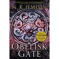 The Obelisk Gate (The Broken Earth Book 2) book cover