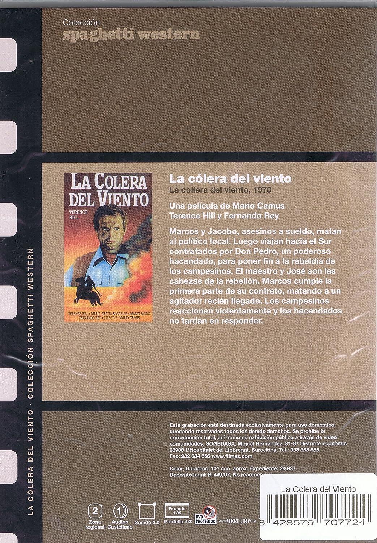 La Colera del Viento [DVD]: Amazon.es: Terence Hill, Fernando ...