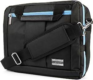 Vangoddy BASTA Backpack Messenger Bag for Dell Inspiron, XPS, Alienware, 14 15.6 inch Laptops PC