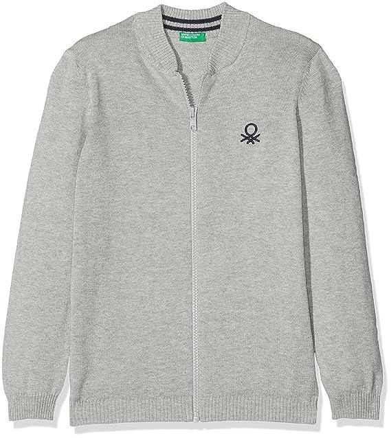 7dd68a8806 United Colors of Benetton L/S Sweater, Felpa Bambino: Amazon.it:  Abbigliamento