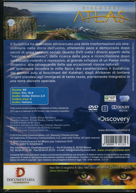Amazon Sud Africa Discovery Atlas Italian Edition Movies Tv