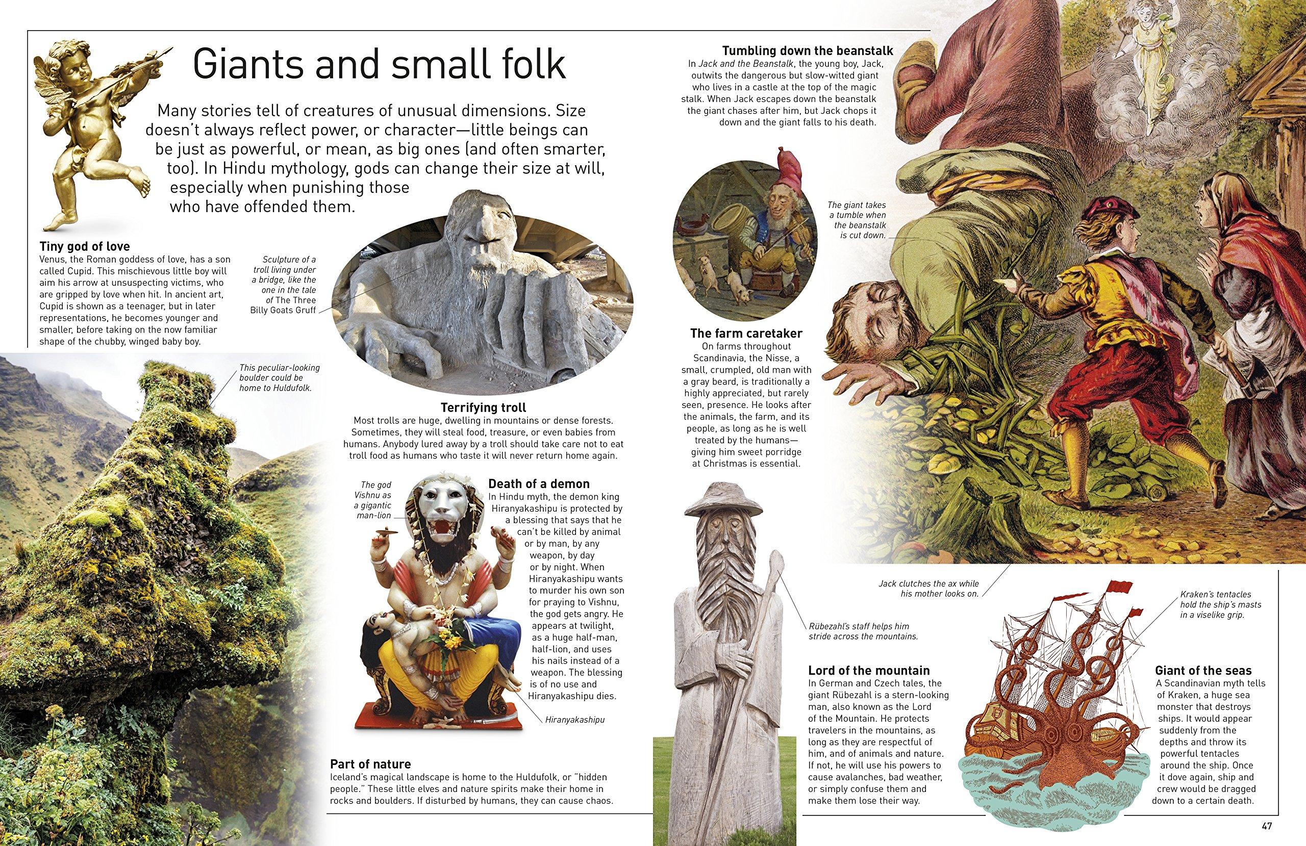 DK Eyewitness Books: Mythology (Library Edition): DK: 9781465462541:  Amazon.com: Books