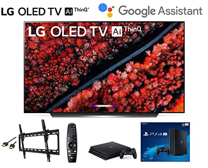Lg Oled65c9pua Oled65c9 65 Inch Lg C9 Series Class 4k Smart Oled Tv W Ps4 Pro 4k W Wall Mount Kit W Hdmi Cable Lg Authorized Dealer
