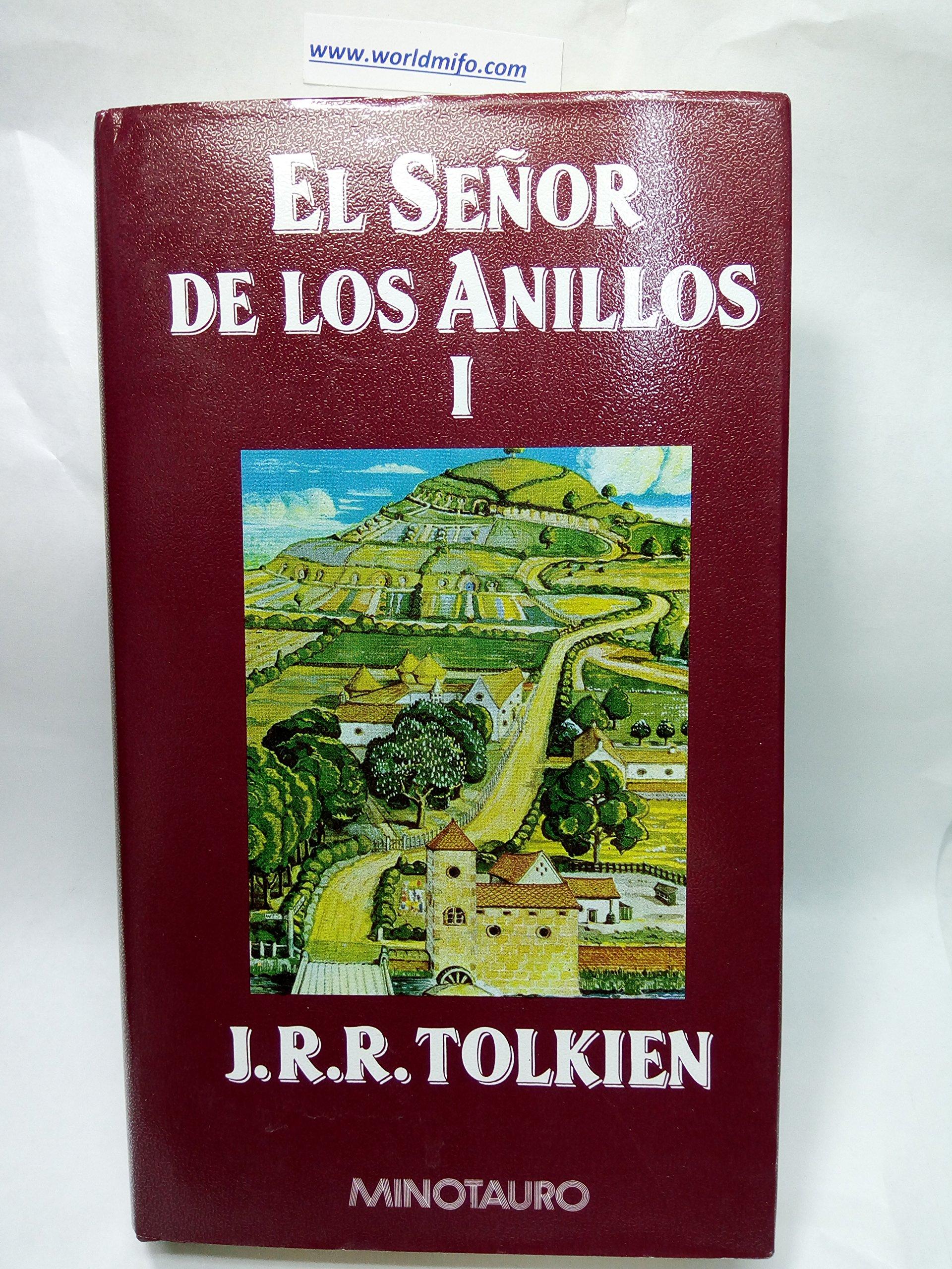 La Comunidad del Anillo El Señor de los Anillos, Vol. 1: Amazon.es: J.R.R. Tolkien: Libros