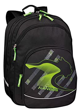 à 43x33x18cm Sac Compartiments dos AIRNESS INPUT Collection 2 1 vw6q577
