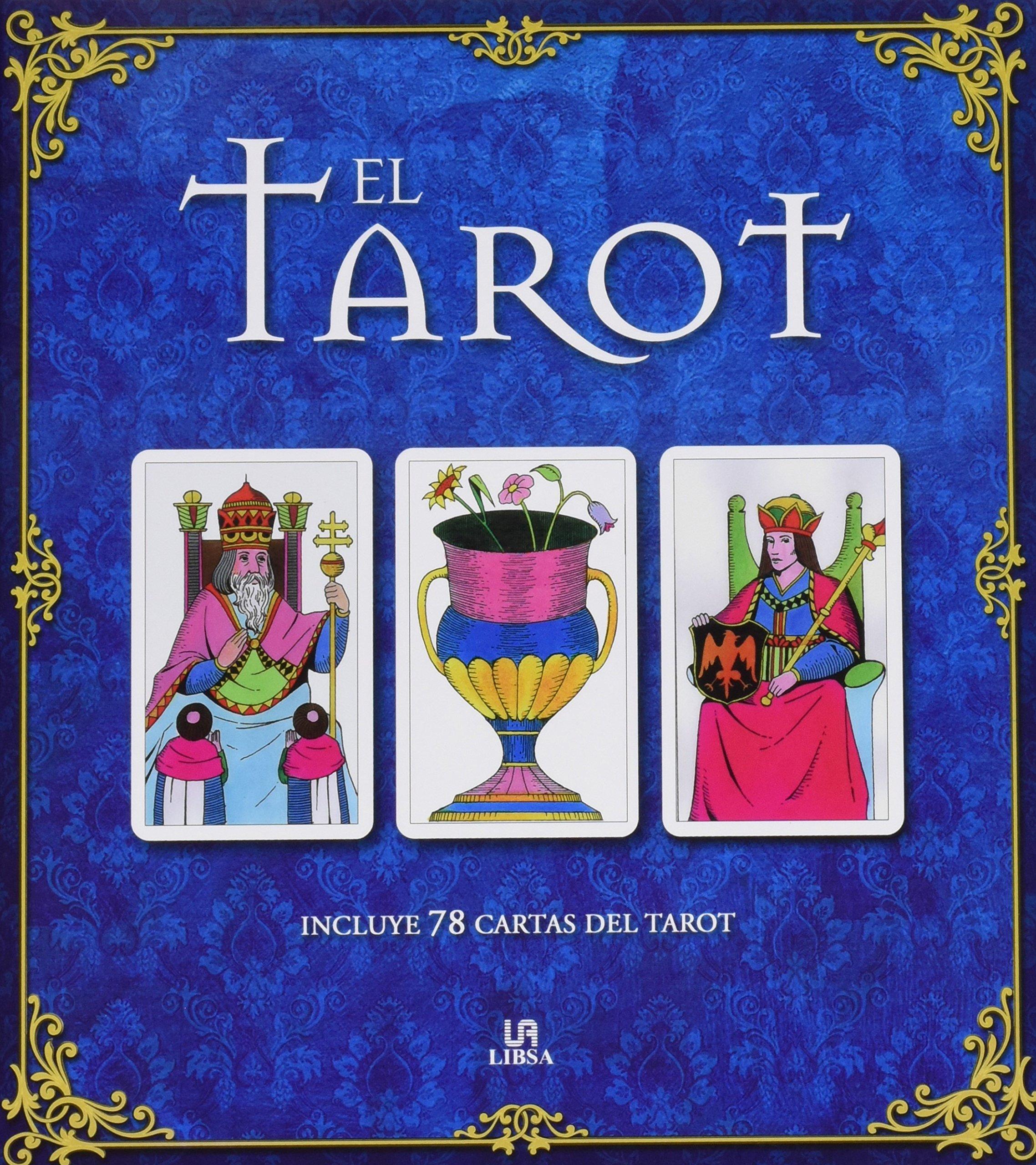 Tarot, El (Cofre Pack): Amazon.es: Meldi, Diego, Equipo Editorial: Libros