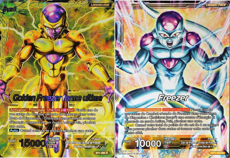 Carte Dragon Ball Super CELL FORME ULTIME BT2-068 R DBZ FR NEUF