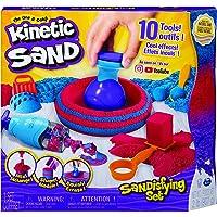 Kinetic Sand 6047232 - Juego de 10 Herramientas