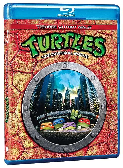 Amazon.com: Teenage Mutant Ninja Turtles (1990) (BD) [Blu ...