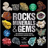 Rocks Minerals & Gems