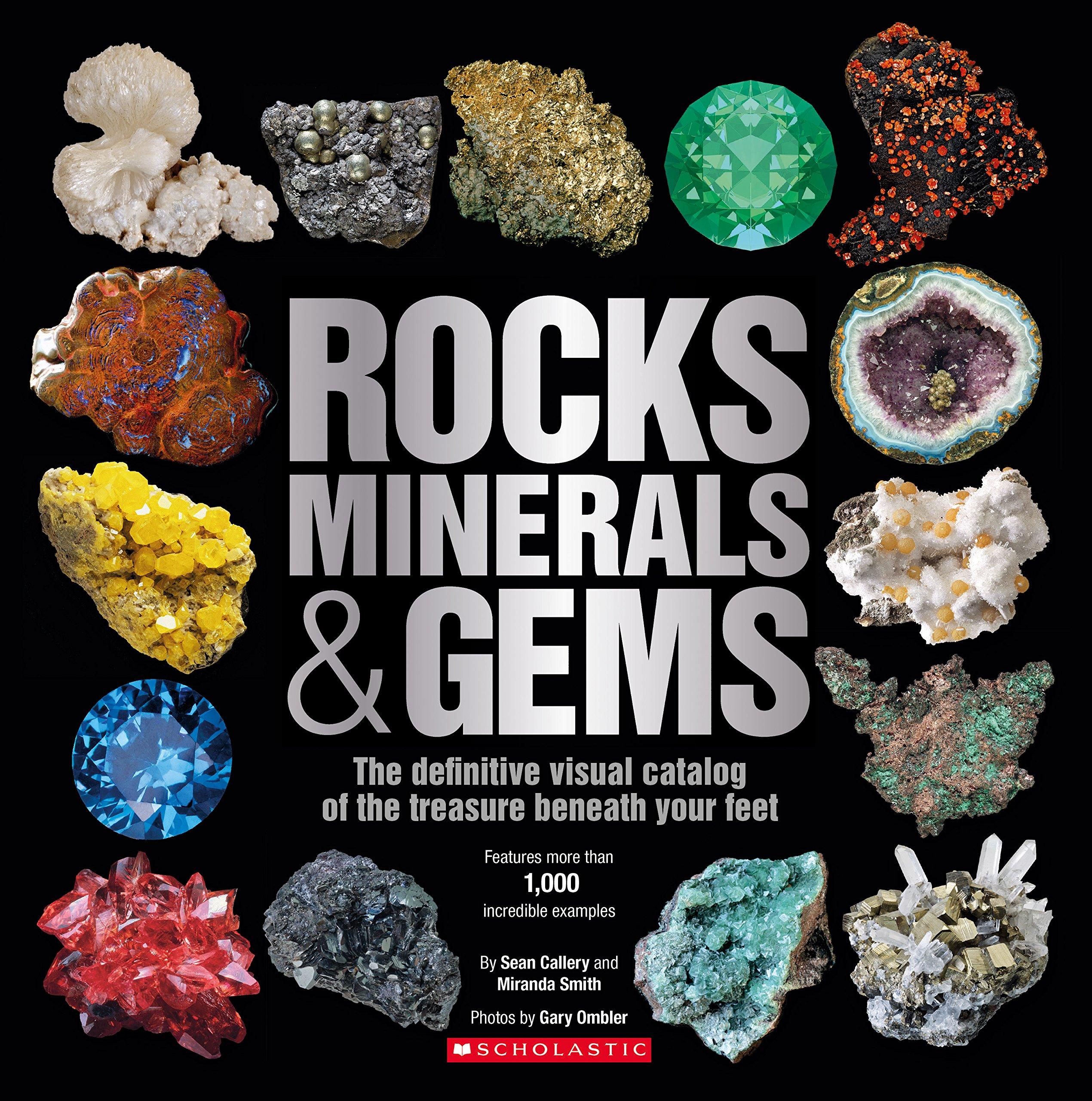 Rocks, Minerals & Gems: Amazon co uk: Scholastic, Miranda