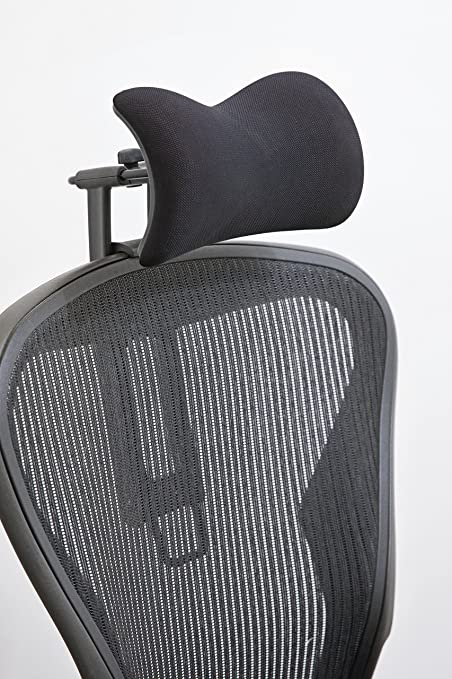Atlas Headrest Designed For The Herman Miller Aeron Chair