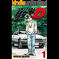 Initial D Vol. 1 (comiXology Originals)