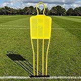 Football Free Kick / Coaching Mannequin - Become A Dead Ball Specialist! [Net World Sports]