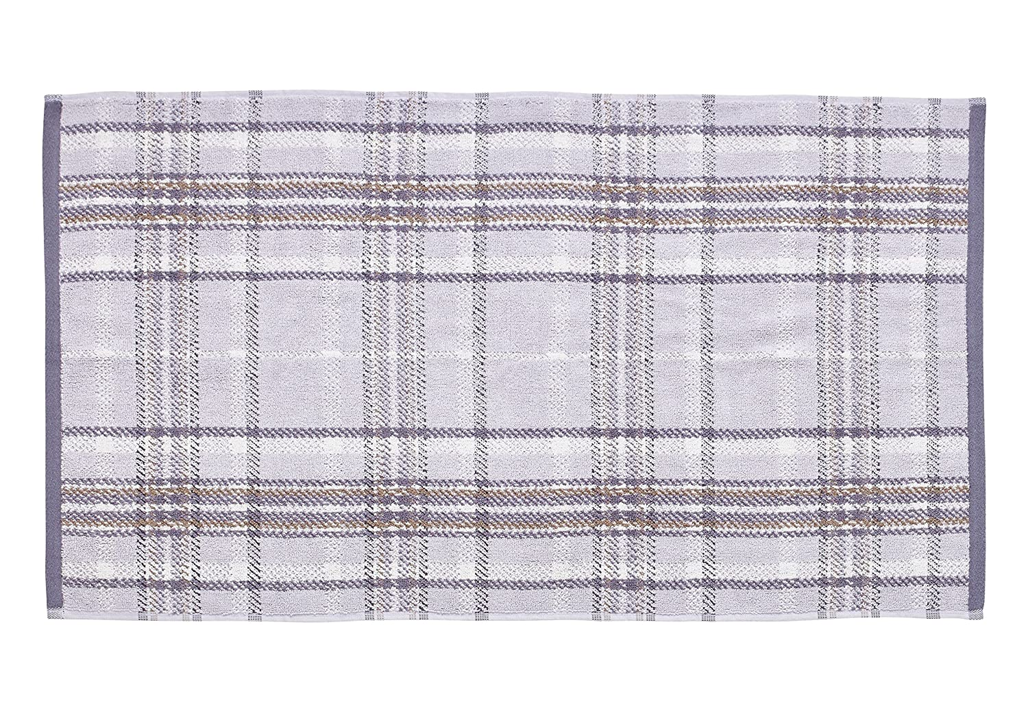 Catherine Lansfield Heritage Check Bath Sheet, Red Turner Bianca TW/43102/W/BS/RE