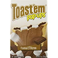 Toast'em Frosted Smores Pastry Tart, 11 Ounce
