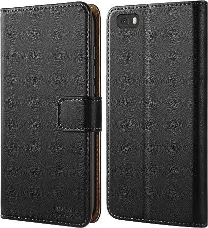 Huawei P8 Custodie Portafoglio Custodia In Pelle Custodia Da
