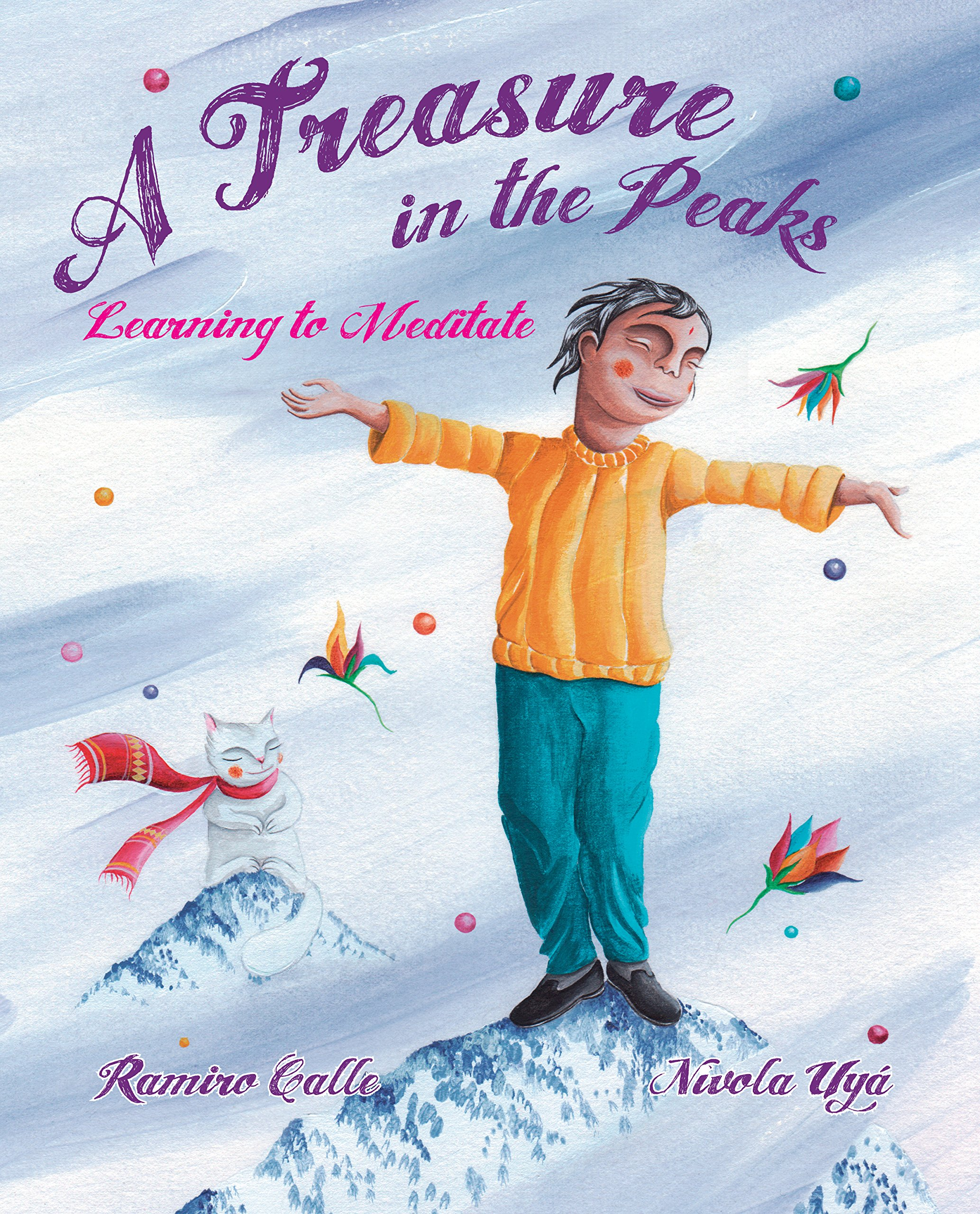 Download A Treasure in the Peaks: Learning to Meditate pdf epub