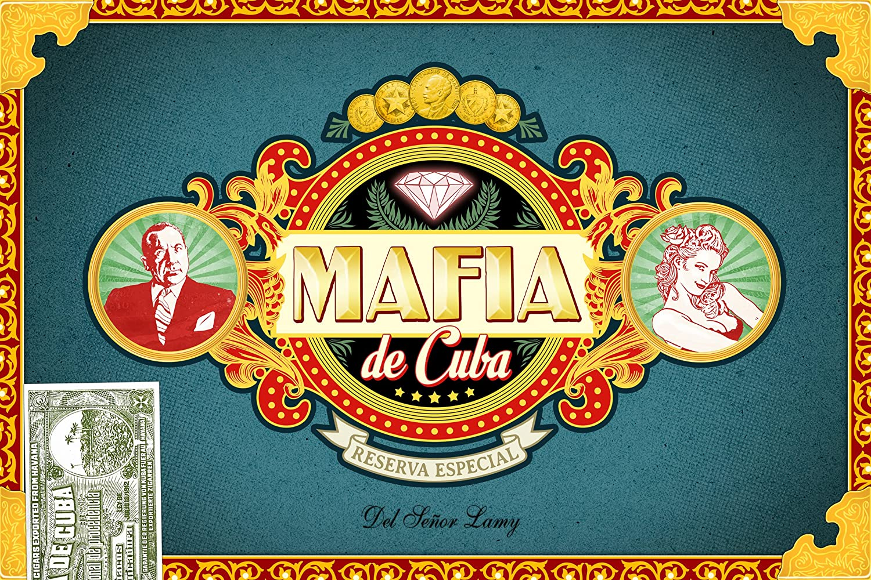 El Meme 002888 - mafia de Cuba, Juego de mesa [Alemán]: Amazon.es: Juguetes y juegos
