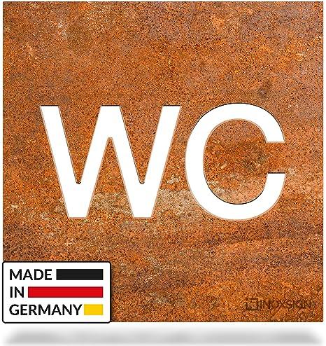 INOXSIGN Vintage - Cartel indicador de w01r - Cinta ...
