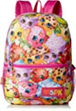Shopkins Girls Print Backpack, multi
