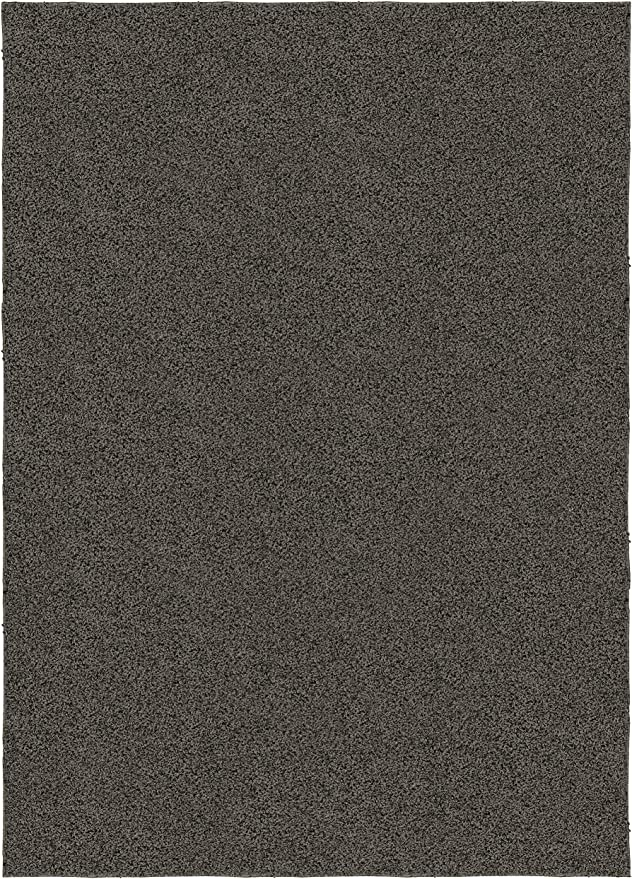 Garland Rug Skyline Shag Area Rug 9 Feet By 12 Feet Cinder Gray Furniture Decor