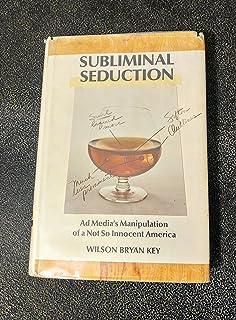 Subliminal Seduction Book Pdf