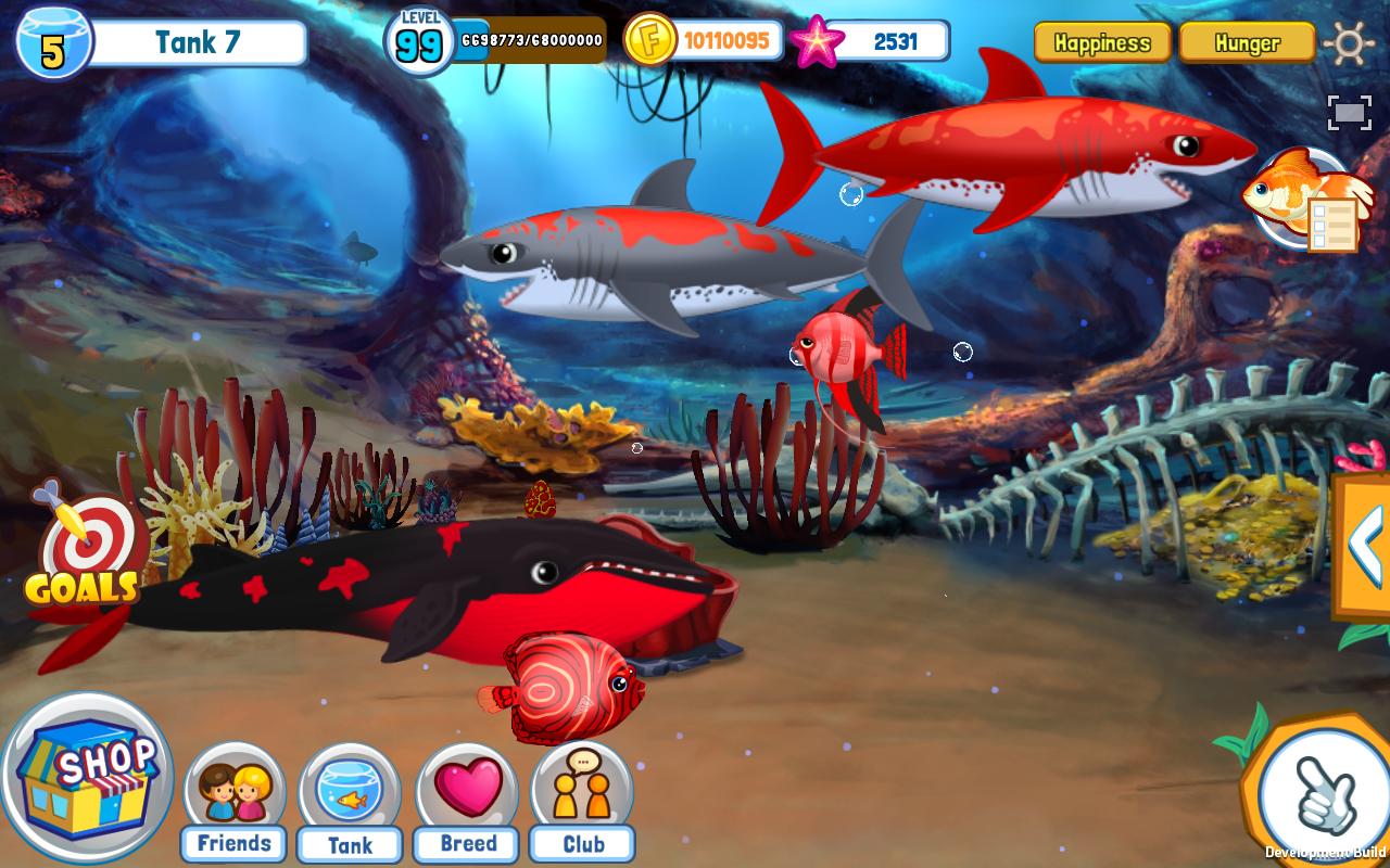 Fish for aquarium games - 0 00