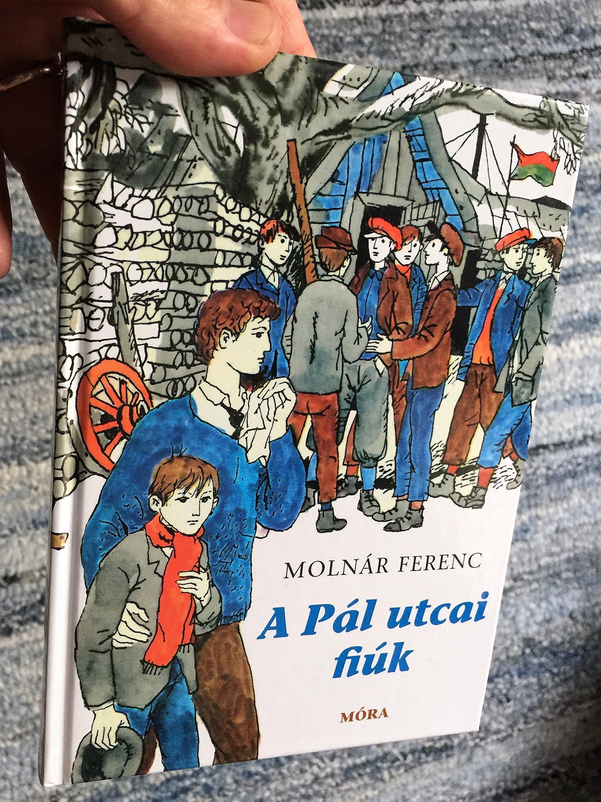 A PAL UTCAI FIUK Molnar Ferenc 9789631188707 Amazon Books