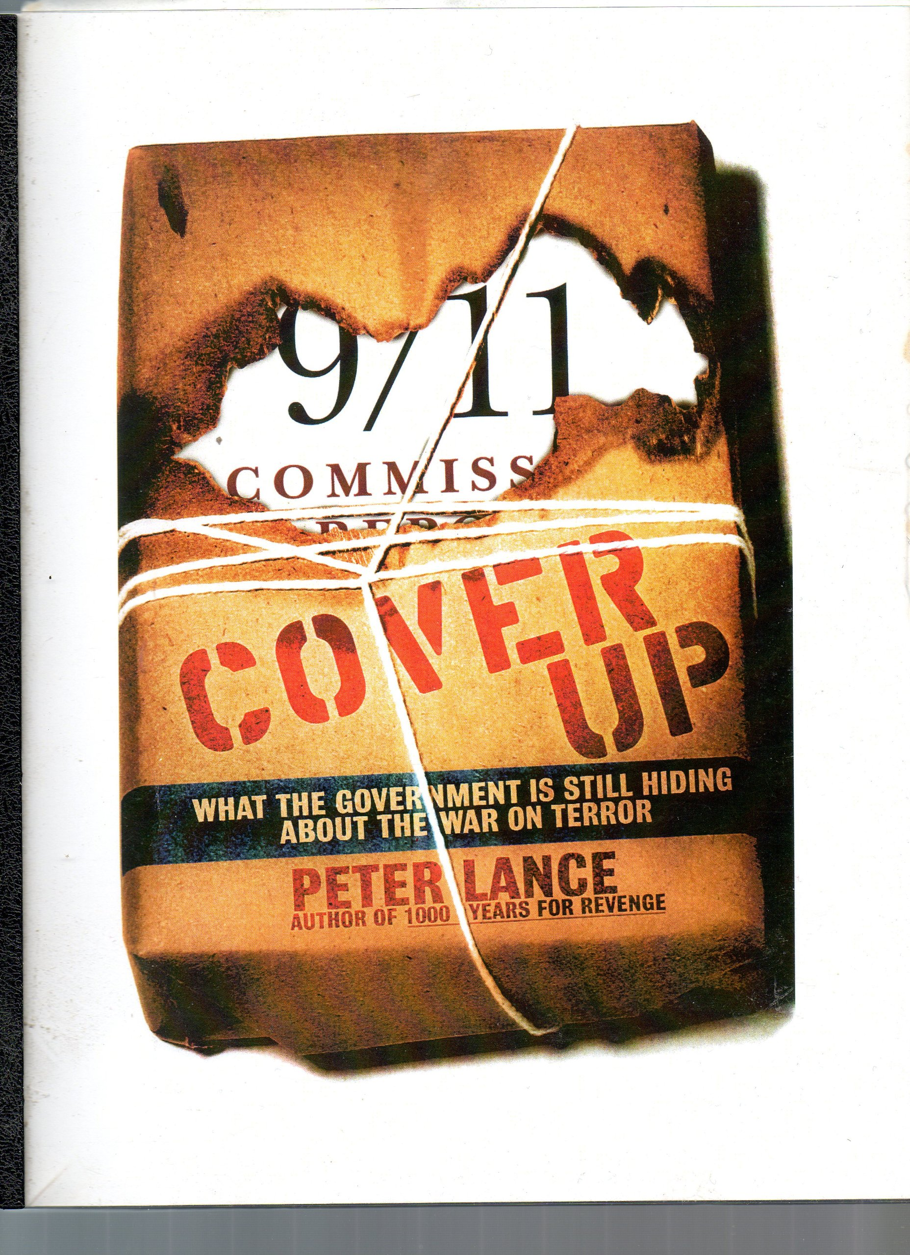 9/11 Commission Cover Up. What the Government is Still Hiding About the War on Terror pdf epub