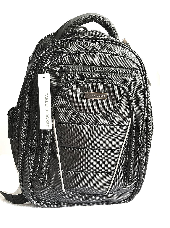d82c3cb7e42a Amazon.com: Perry Ellis Portfolio M380 Laptop Backpack: Computers ...